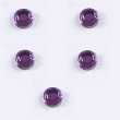 Pack de 30 strass ronds Amethyste
