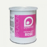 Cire ROSE en pot jetable 800ml