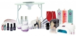 Kit Ongles Ready to Go - kit ULTRA complet avec Formation pro 3 Jours incluse